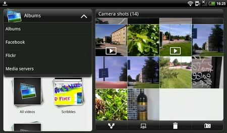 Kamera - Testissä HTC Flyer: vaihtelu virkistää, mutta hinta hirvittää