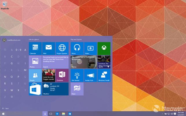 Uusin Windows 10 Päivitys